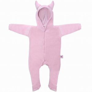 Rampers My Hoodie Light Pink